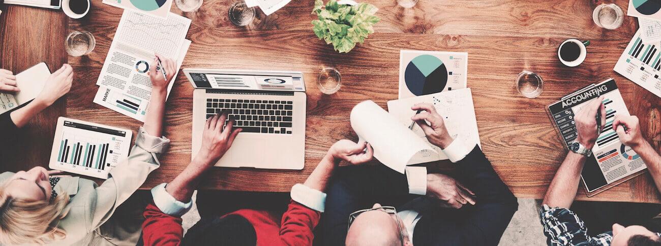 Start-up-Team zusammenstellen