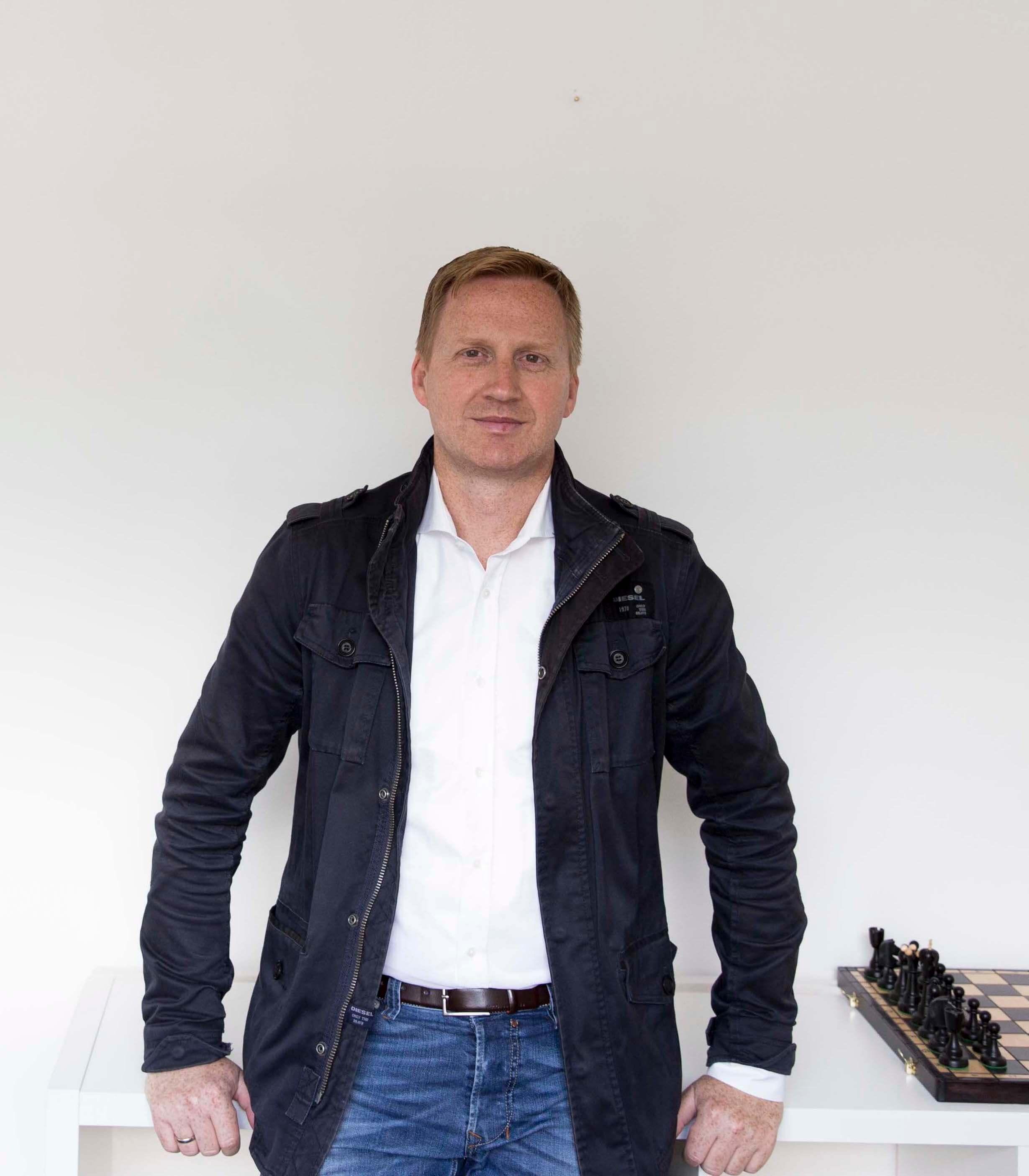 Coach Hamburg Marcel Kaffenberger