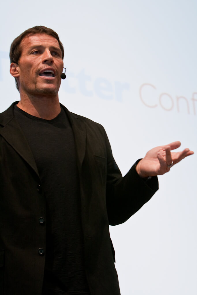 Anthony Robbins Coaching Deutschland