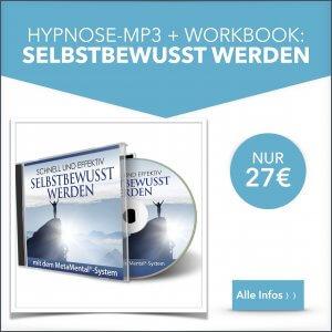 Hypnose-CD Selbstbewusst werden