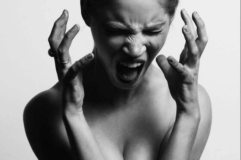 Emotionen Wut und Rache