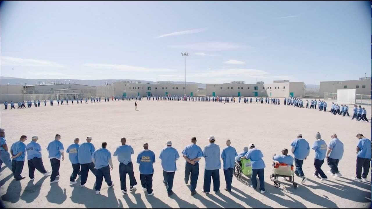 Compassion Prison Project - Step Inside the Circle